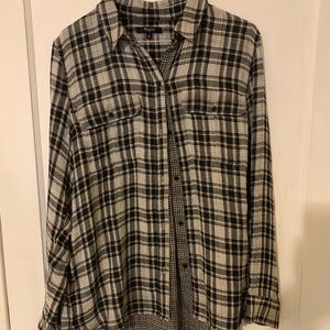 Made well oversized flannel